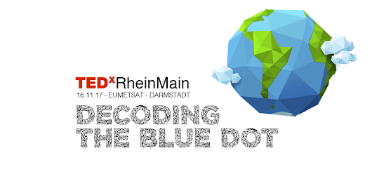TEDxRheinMainSalon: Decoding the Blue Dot