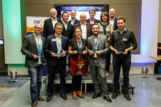 Picture Gallery: Discovering Start-Ups 2015, the winners | Electronics Weekly
