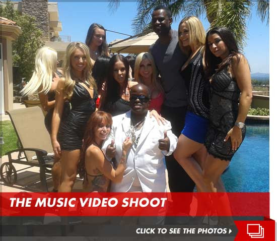 ROUND ASS pornstar music video son
