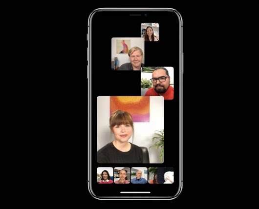 Apple delays Group FaceTime feature in iOS 12
