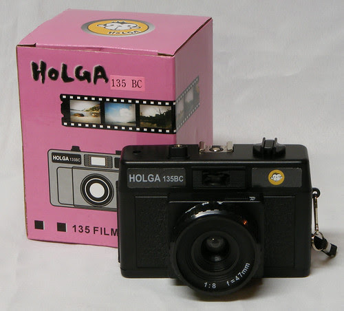 Holga Fresh from Hong Kong