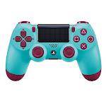 Sony PlayStation 4 DualShock 4 Wireless Controller, Berry