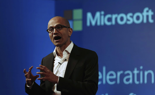 Microsoft's Nadella: Women Should Trust 'the System' on Pay Raises