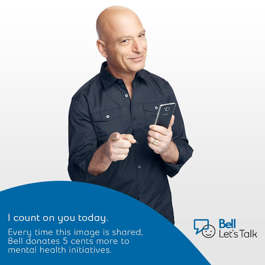 Good Cause: Today is Bell Let's Talk Day, raising money and awareness for mental health treatment | MobileSyrup.com