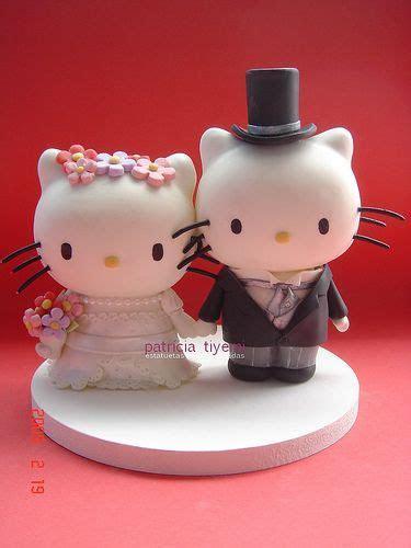 1000  ideas about Hello Kitty Wedding on Pinterest   Hello