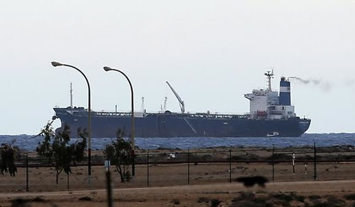 Morning Glory tanker was retrieved by the United States Navy after it left a port in eastern Libya in contravention to the interests of Washington. The puppet prime minister was removed. by Pan-African News Wire File Photos