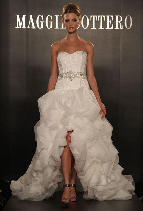 Wedding Dress Trend: High Low Hemlines   Sottero & Midgley