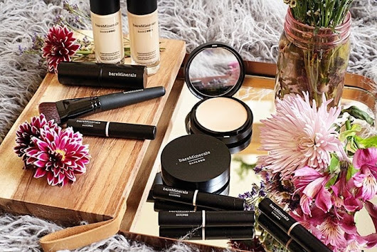 bareMinerals BAREPRO Make-Up Collection Review - The Everyday Mom Life