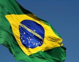 Brazilian flag Image credit: Flickr.com user R Loewenthal