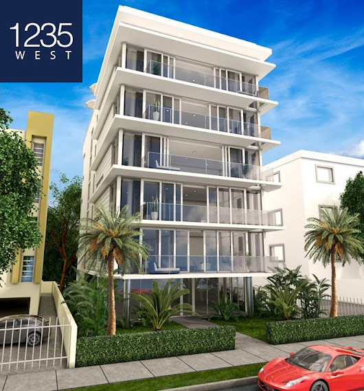 1235 WEST| New Development on West Avenue in South Beach!