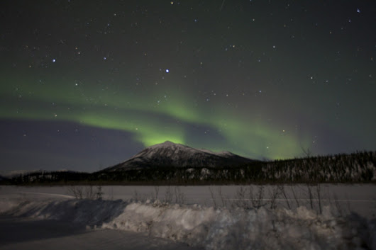 Modern Traveler Feature: Photographing the Aurora