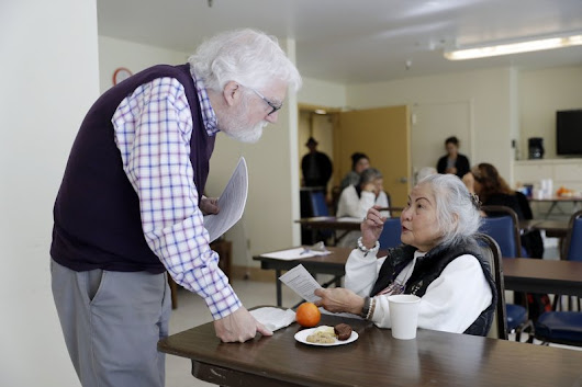 A surprising bullying battleground: Senior centers