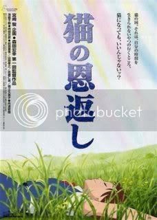 The Cat Returns / Neko no Ongaeshi (2002)