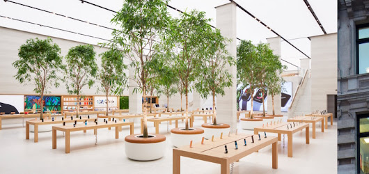Apple Retail: These Stores Ain't For Shopping (But You Can) | Apple Must