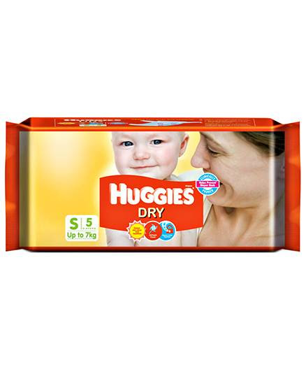 Huggies or Pampers Diaper @ 20 paisa each from FirstCry