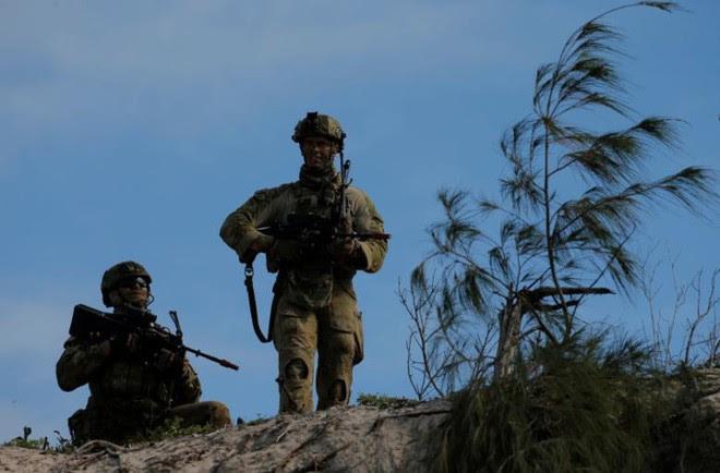 Ảnh: Mỹ - Australia tập trận đổ bộ quy mô lớn nhất từ trước tới nay - Ảnh 14.