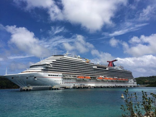Eclectic Recipes  » Cruising on the Carnival Magic