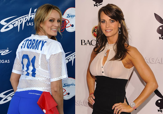 Karen McDougal isn't sure how Trump could have two-timed her with Stormy Daniels in Tahoe