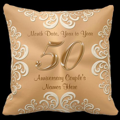 Unusual 50th Wedding Anniversary Gifts: Wedding Anniversary Gifts: Unique 50th Wedding Anniversary