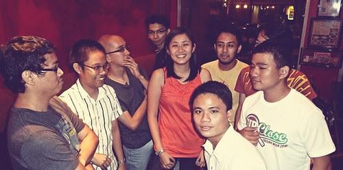 Kino Aquino, with MBB Men