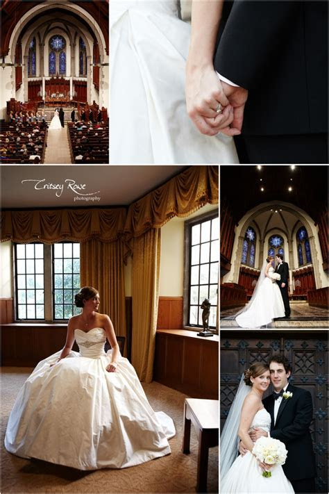Covenant Presbyterian Church Wedding Ceremony and