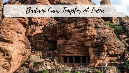 Stunning Badami Cave Temples of India - STORIES BY SOUMYA