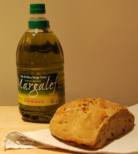 2009 olive oil from Margalef (Siurana)