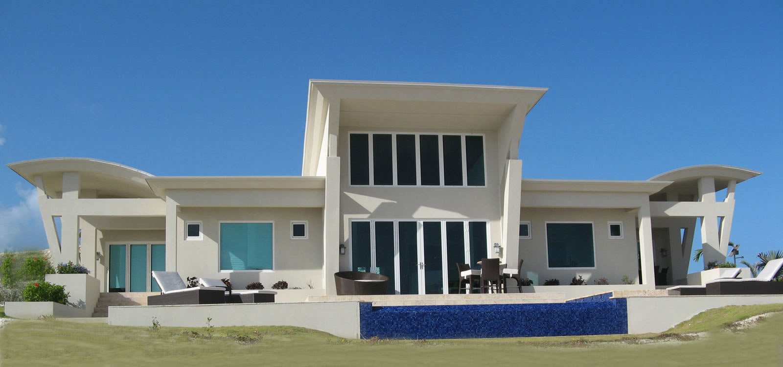 4 Bedroom Beachfront Home for Sale, Eleuthera, The Bahamas  7th Heaven Properties