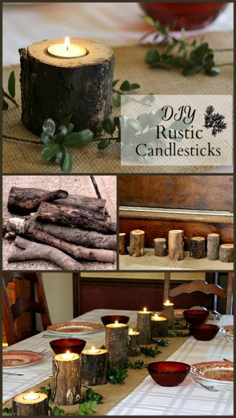 how-to-make-rustic-candlesticks-pin-gardenmatter-com