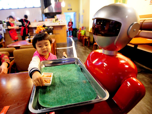 Introduce robots into classrooms to attract girls into coding, says expert