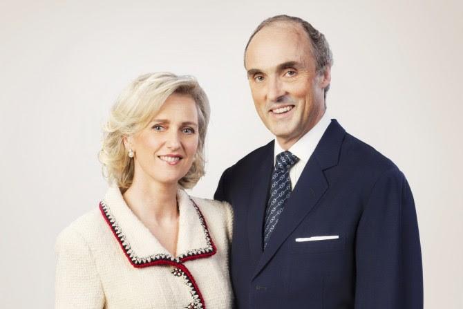 Principesa Astrid și Principele Lorenz ai Belgiei vizitează în România