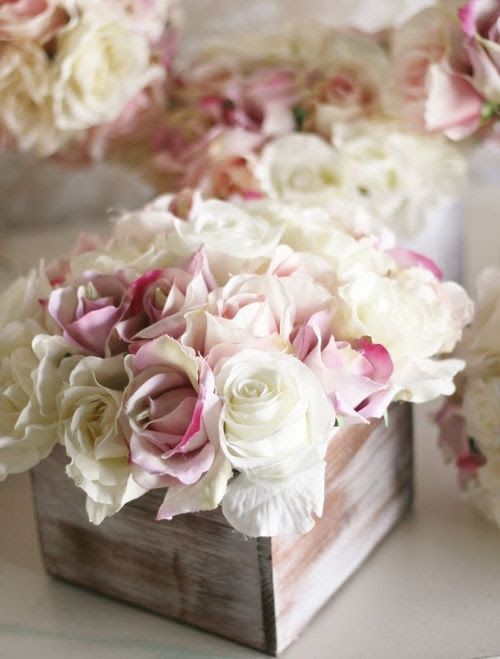 Roses on my table