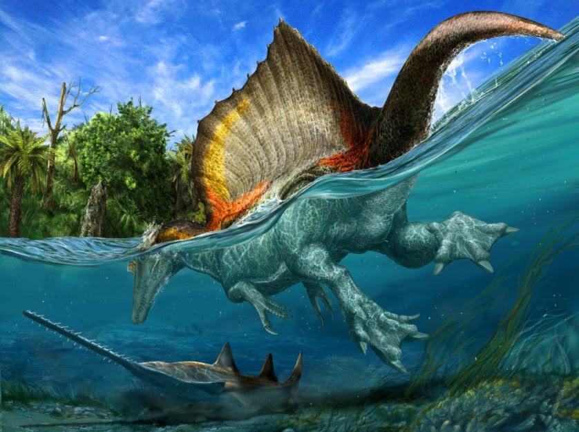 criaturas pre historicas aterrorizantes 1-