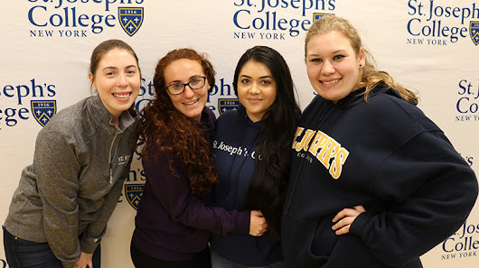 Capping Off Their SJC Stories - SJCNY On Campus
