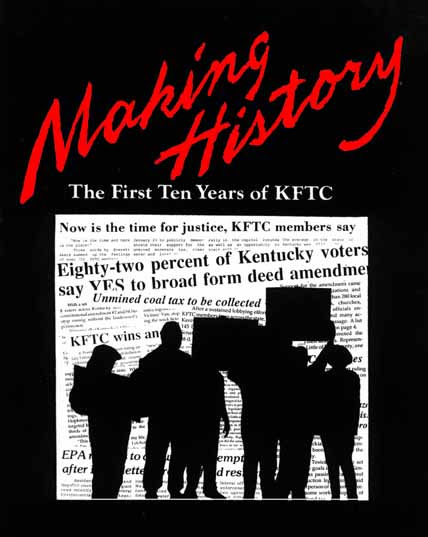 Happy 37th Anniversary Kftc Kentuckians For The Commonwealth