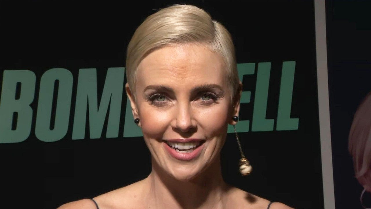 Charlize Theron on the 'Complex Load of Emotions' She Feels at 'Bombshell' Premiere (Exclusive)