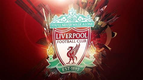 wallpapers logo liverpool  wallpaper cave