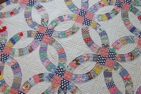 double wedding ring pattern   Tim Latimer   Quilts etc