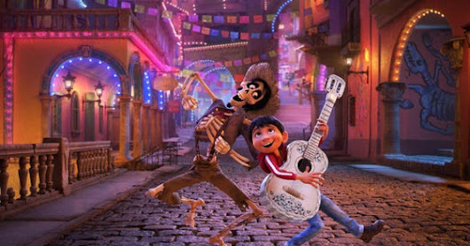 Review: 'Coco' Is Another Magical, Beautiful Pixar Achievement