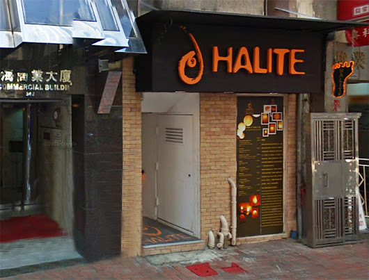 Halite massages - Thai, oil body massages, foot