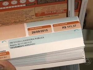 Dívida da prefeitura de Sousa chega a R$ 12 milhões com concessionária de energia da Paraíba (Foto: Reprodução / TV Paraíba)