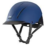 Troxel Spirit Schooling Helmet S Navy Duratec