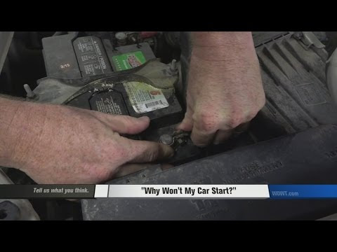 What to Do When Your Car Will Not Start