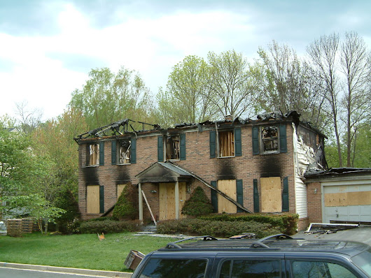 Homeowners: What to do after a house fire | Adjusters International