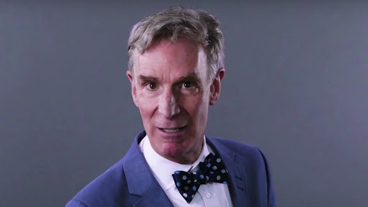 BILL NYE SAVES THE WORLD Doesn't Look Like Any Talk Show We've Ever Seen | Nerdist