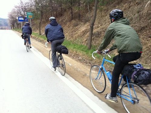 Day 2: Yangpyeong to Chungju