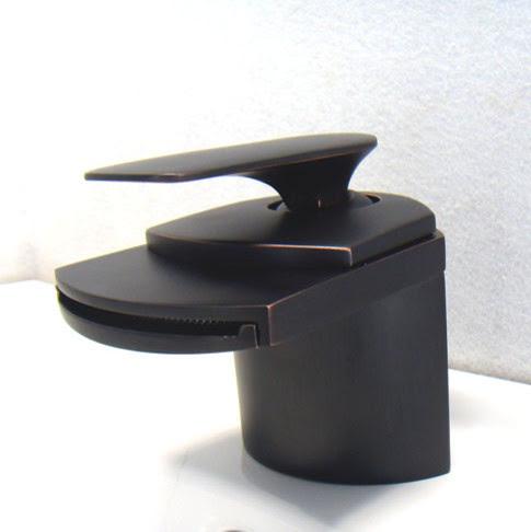 Bronze 2handle widespread watersense bathroom sink faucet - Oil brushed bronze bathroom faucets ...