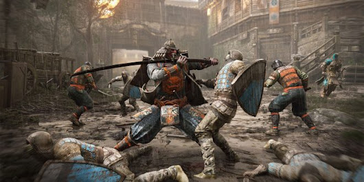 For Honor Open Beta goes live today with new balance changes - KitGuru