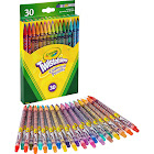 Crayola Twistables Colored Pencils, Assorted - 30 count
