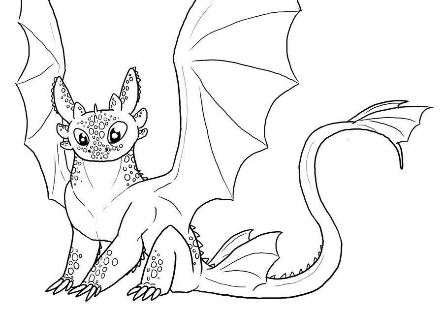 malvorlagen dragons ohnezahn | amorphi